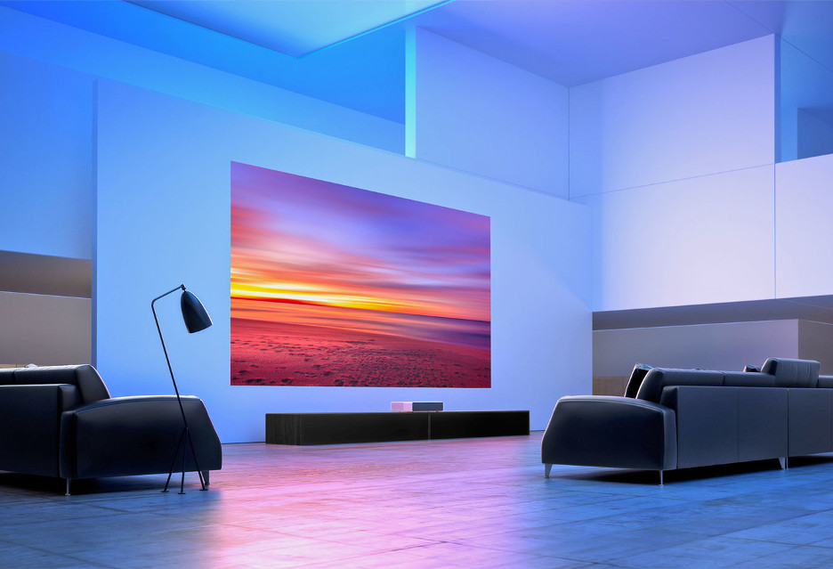 """Xiaomi przedstawia domowy projektor laserowy """"klasy kinowej"""""""