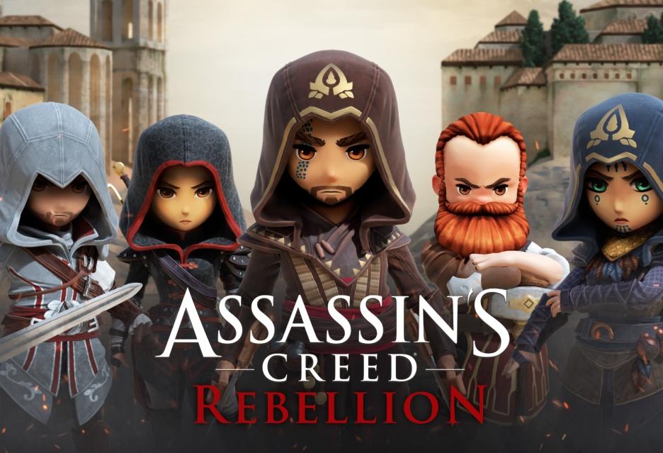 Nowy Assassin's Creed zmierza także na smartfony i tablety