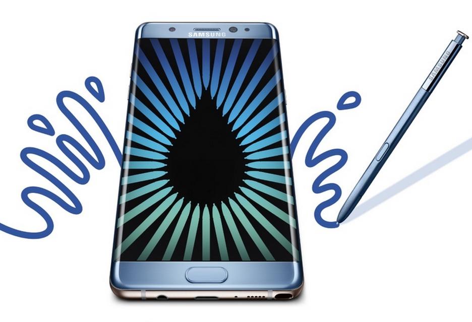 Stało się, odnowiony Galaxy Note 7 trafia do sprzedaży