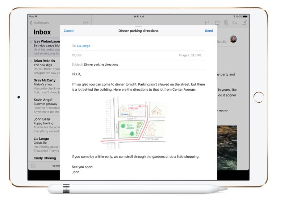 Najnowsze iPady korzystają z 10nm procesora