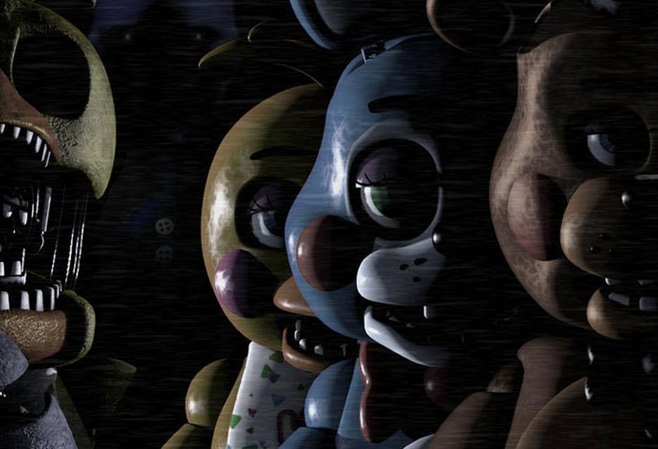 Five Nights at Freddy's 6 trafia do kosza