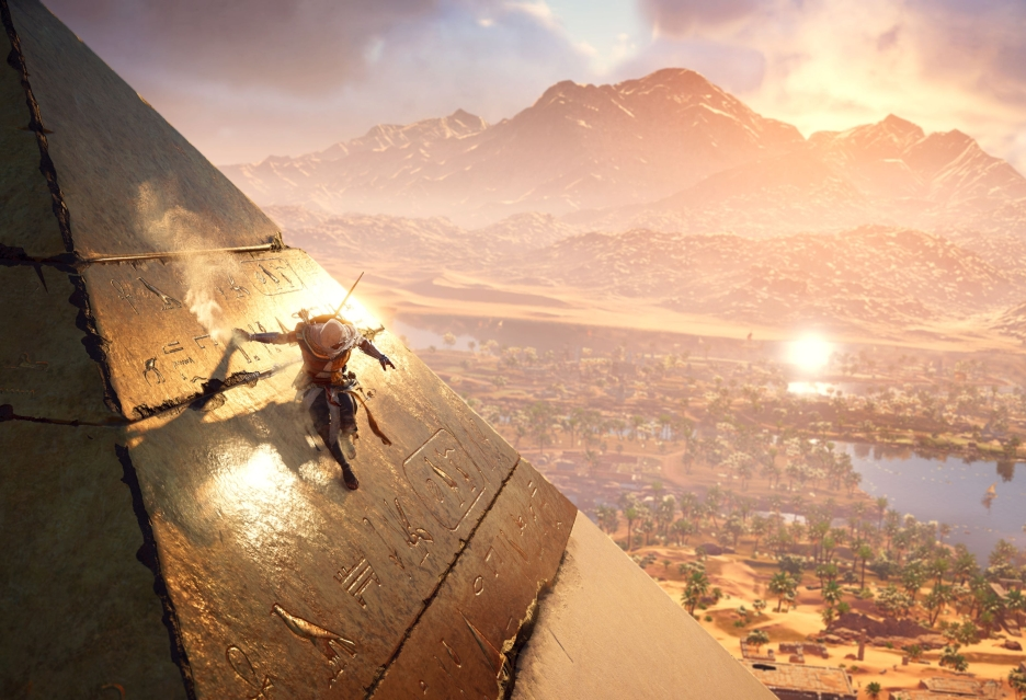 Jak duży będzie Assassin's Creed: Origins?