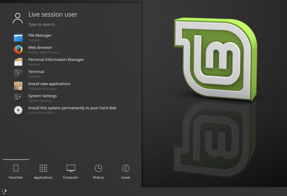 Powitajmy Sonyę - Linux Mint 18.2 wydany!