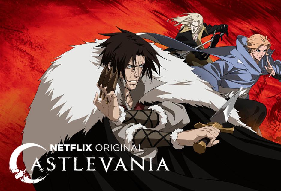 Castlevania od Netflix - świetne oceny i zapowiedź 2. sezonu