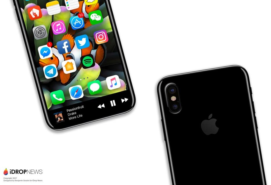 iPhone 8 będzie wspierał bezprzewodowe ładowanie, ale po premierze z niego nie skorzystasz