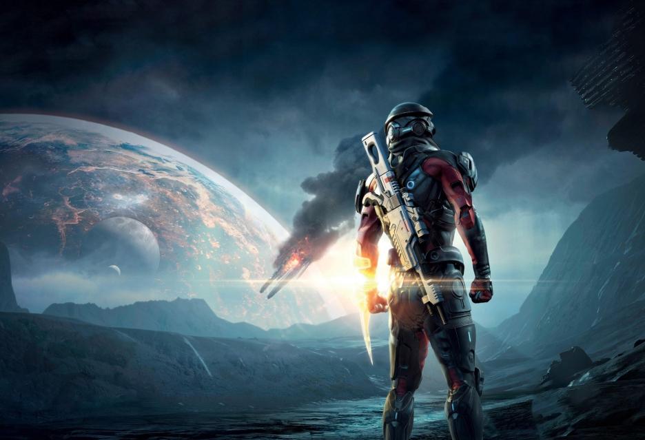BioWare usunęło Denuvo z Mass Effect: Andromeda