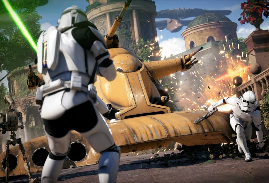 Poznaliśmy szczegóły beta testów Star Wars: Battlefront II