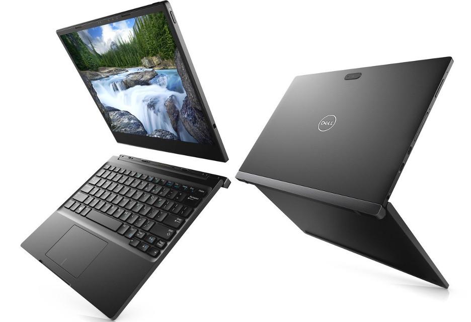 Ultrasmukły, hybrydowy laptop Dell z bezprzewodowym zasilaniem