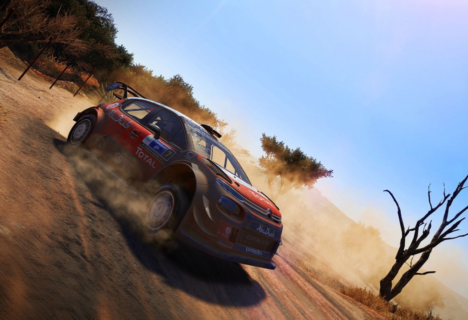 Tryb Epic Stages na nowym materiale z WRC 7
