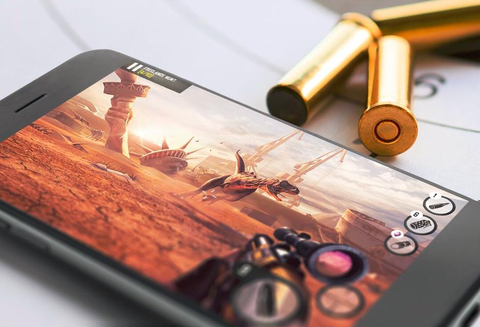 Gra snajperska na smartfona - Best Sniper do pobrania za darmo