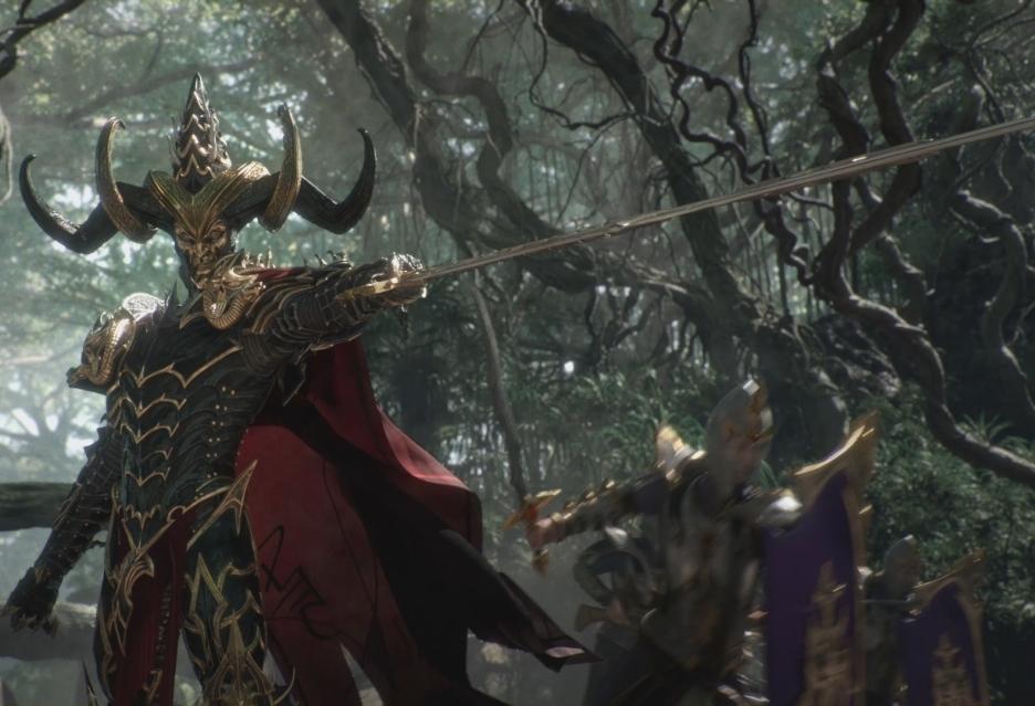 Poznajcie Mroczne Elfy z Total War: Warhammer 2