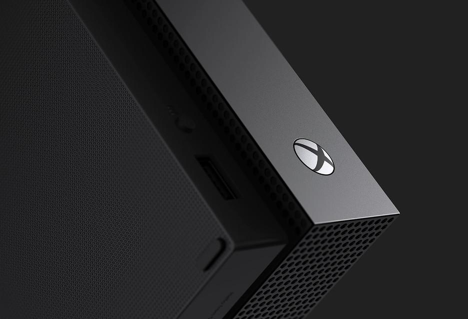 Xbox One X - publiczny pokaz konsoli podczas targów Gamescom 2017 [AKT.]