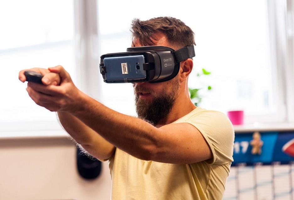 Samsung Gear VR w końcu z kontrolerem! | zdjęcie 1