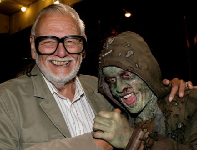 George Romero - ojciec filmów o zombie nie żyje