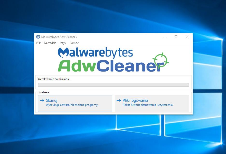 AdwCleaner 7.0 - szybsze czyszczenie systemu Windows