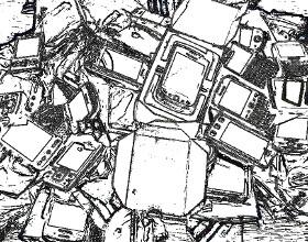 W poszukiwaniu formy – 23 osobliwe telefony z przeszłości