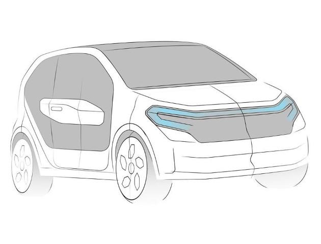 Tak może wyglądać polskie auto elektryczne [AKT.]