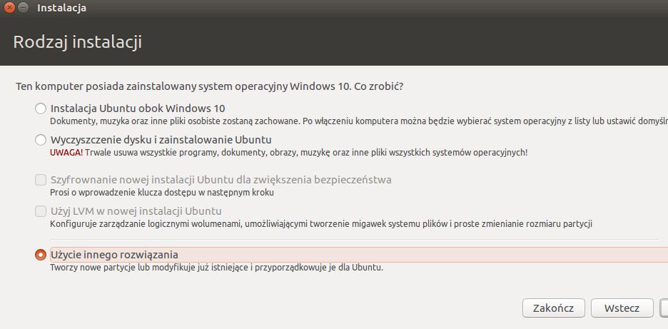 Ubuntu lub Mint obok Windows 10 – instalacja krok po kroku | zdjęcie 1