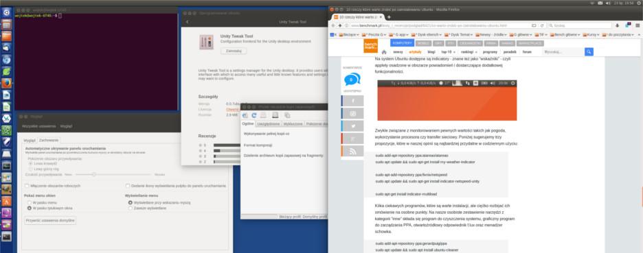 10 rzeczy które warto zrobić po zainstalowaniu Ubuntu   zdjęcie 1