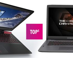 Polecane laptopy z ekranem 17,3 cala - TOP 5