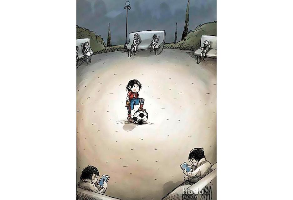 Społeczeństwo XXI wieku wobrazkach(ifaktach) | zdjęcie 13
