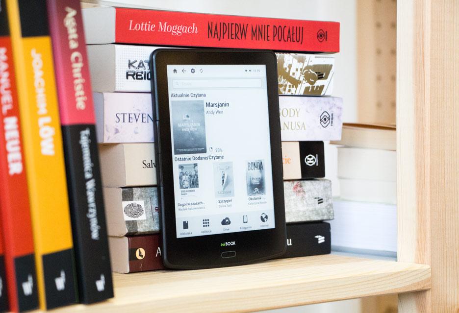 inkBOOK Prime – jest życie poza Kindle | zdjęcie 1