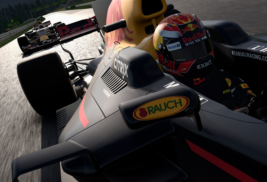Techland zadba o polską wersję F1 2017