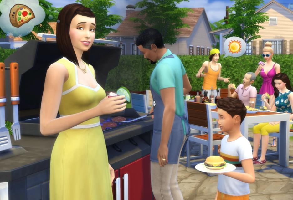 Na to czekaliście - The Sims 4 wersji na Xbox One i PS4