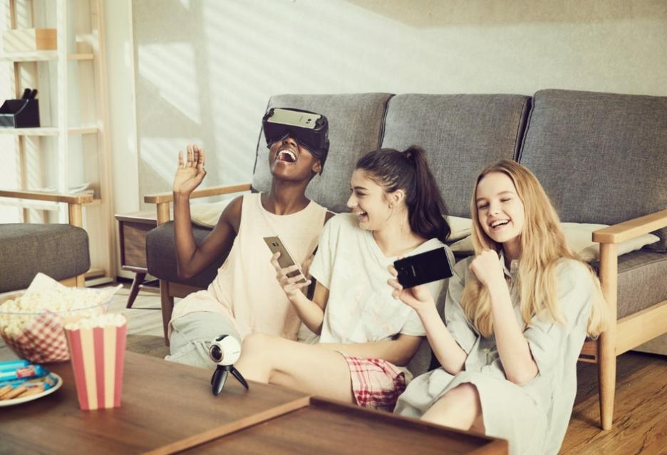 Samsung przekonuje, że Galaxy Note 8 to smartfon nie tylko dla biznesu