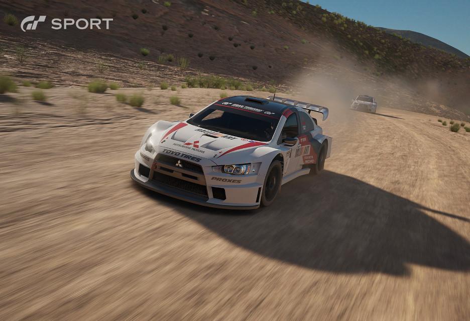 Gran Turismo Sport - tryb kampanii w 4K/60fps