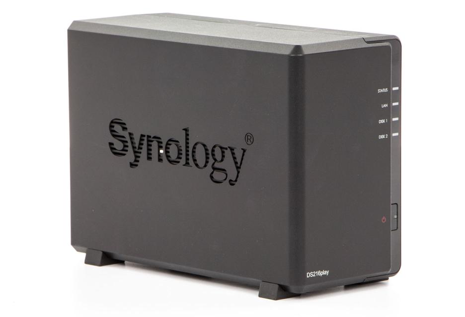 Synology DS216play – przechowuje, wyświetla i odtwarza | zdjęcie 3