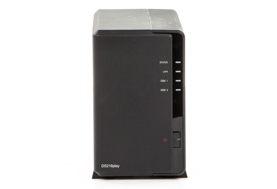 Synology DS216play – przechowuje, wyświetla i odtwarza | zdjęcie 2