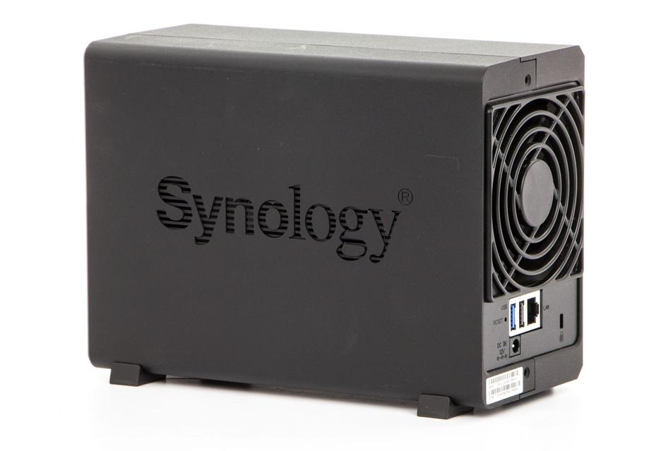 Synology DS216play – przechowuje, wyświetla i odtwarza | zdjęcie 4