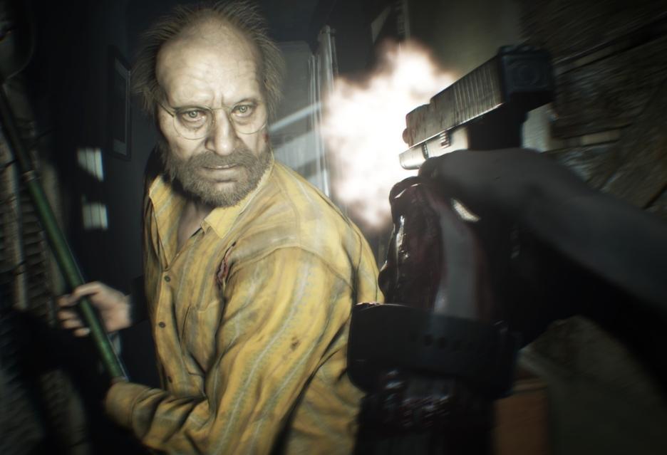 Capcom rozczarowany sprzedażą Resident Evil 7