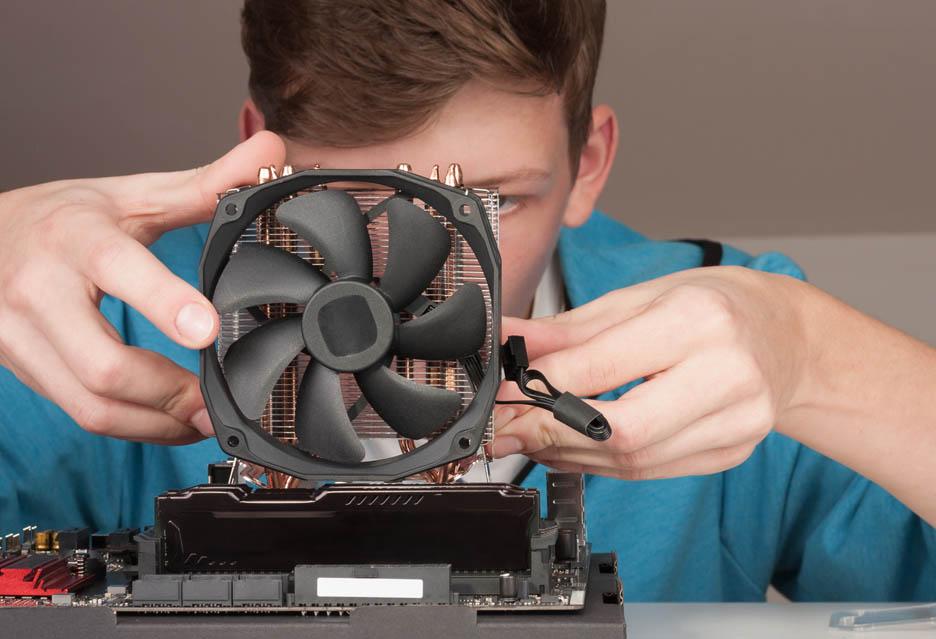 Jak wybrać chłodzenie procesora | zdjęcie 1