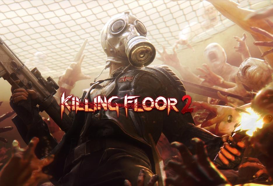Xbox One X nie uciągnie Killing Floor 2 w 4K