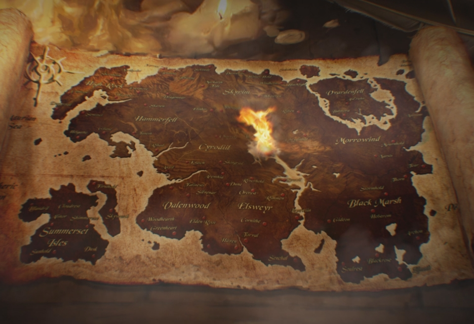 The Elder Scrolls: Legends dotarło na smartfony