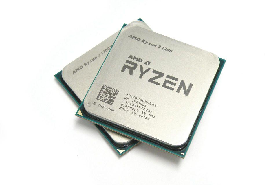 Zaktualizowaliśmy ranking CPU o procesory AMD Ryzen 3
