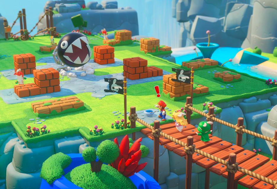 Mario i Kórliki na nowych filmach [AKT. - tryb kooperacji]