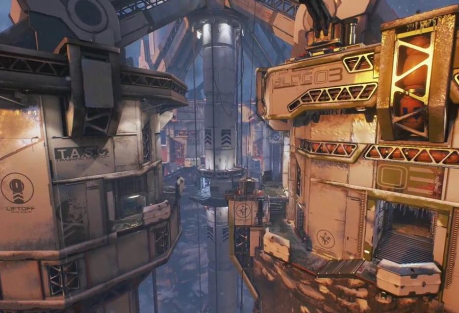 Twórcy LawBreakers przybliżają mapę Trench