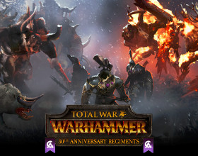 30. urodziny Creative Assembly i 30 jednostek do Total War: Warhammer