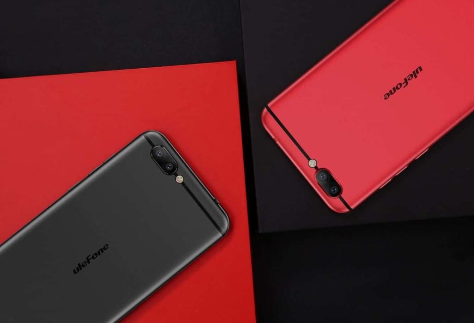 Wyprzedaż smartfonów Ulefone w Lightinthebox