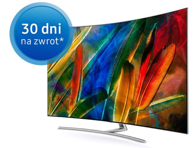"""Telewizory Samsung QLED TV w akcji """"satysfakcja gwarantowana"""""""