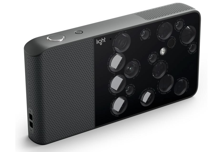 Oryginalne zdjęcia z 16-obiektywowego aparatu Light L16