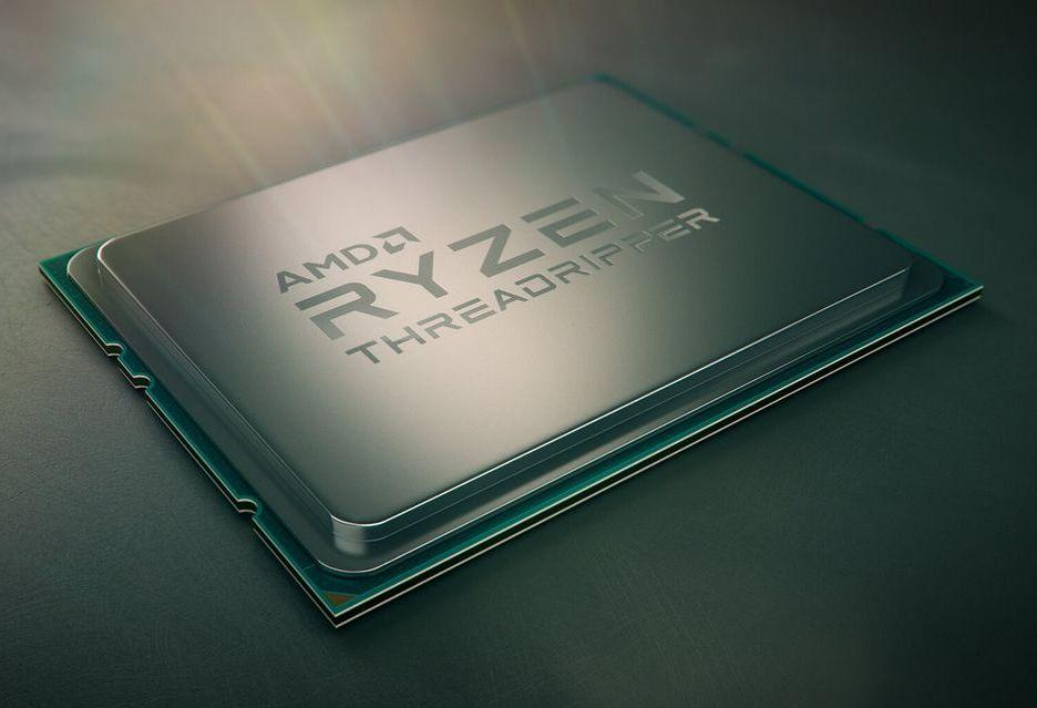 AMD Ryzen Threadripper 1920 - nieoficjalna specyfikacja procesora
