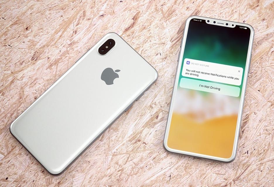 iPhone 8 ma rejestrować wideo 4K 60 fps z obydwu kamer
