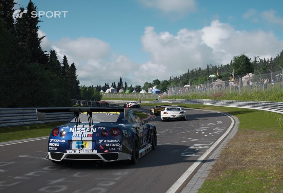 Tak wygląda zabawa z Gran Turismo Sport i PlayStation VR
