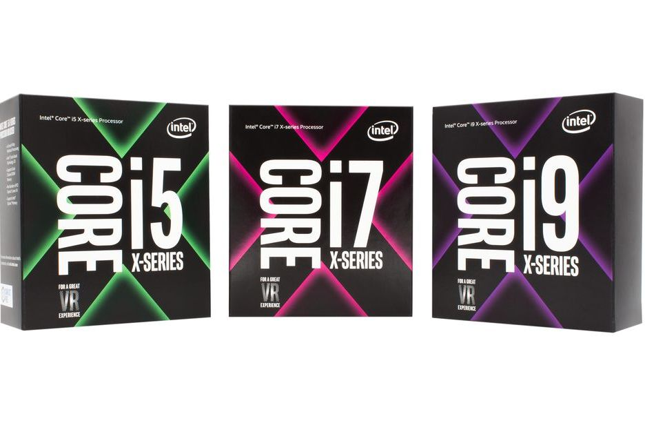 Intel Core X - znamy specyfikację i datę premiery wydajniejszych modeli