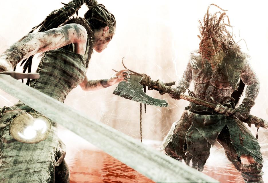 Dziś premiera Hellblade: Senua's Sacrifice