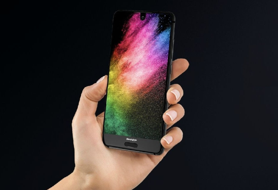 Oto Sharp Aquos S2, smartfon z rekordowo smukłymi ramkami